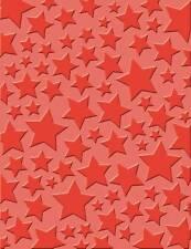 Craft Concept Embossing Folder Cuttlebug Sizzix Big-Shot Machines - Starry Night