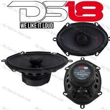"Ds18 Elite Z-574 5x7"" 2-way Coaxial Speaker Set 150W Max 4-ohm Includes Grills"