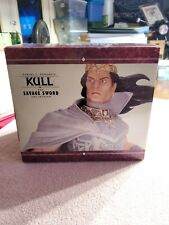 2008 Robert E Howard's Kull The Savage Sword Collection Limited Edition Mini.
