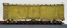 Brass O Scale Model Train Carriages