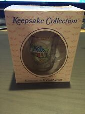 NEW Vintage Keepsake Collection Russ Berrie House Of Friendship 8346 Mug Cup