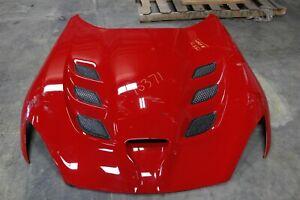 13 14 15 16 17 Dodge Viper Hood Repairable Damage Stk# 15371