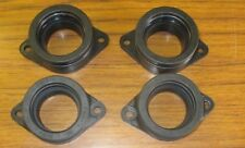 Suzuki GS850 79 GN Model carb to head inlet rubbers, set 4, genuine suzuki