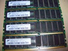 HP 2GB (4x 512MB)RAM PN A8087BX Speicher Kit DDR RAM PC2100R ECC Arbeitsspeicher
