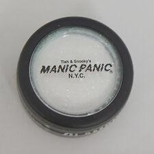 MANIC PANIC GLAM DUST Body Eye Fine Glitter Powder NYMPH GREEN NEW