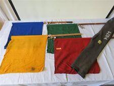 1 Satz BW Flaggen Fahnen in Tasche Signalflaggen KfZ Bordausstattung Bund