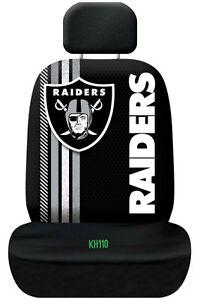Oakland Raiders NFL Printed Logo Car Seat Cover