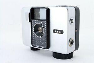 Ricoh Auto Half 35mm Film Camera 25mm f/2.8 Lens From Japan