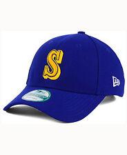 Seattle Mariners Ken Griffey Jr. Vintage Logo New Era 9FORTY Adjustable Cap Hat
