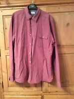 Next mens casual shirt size XL (extra large) ex con