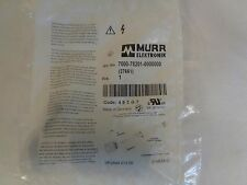NEW MURR ELECTRONIK 7000-78201-0000000 STRAIGHT 5 PIN FEMALE CONNECTOR