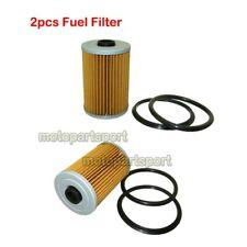 2pcs Fuel Filter For MerCruiser GEN III Cool Element 35-866171A01 35-8M0093688