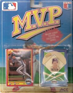 Lot of 2 1990 San Francisco Giants MVP Collector Pins Mitchell & Butler