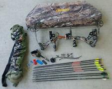 "Mathews Switchback XT LH Bow 60 lb 29"" Arrow Case Kit READY to HUNT Left hand"