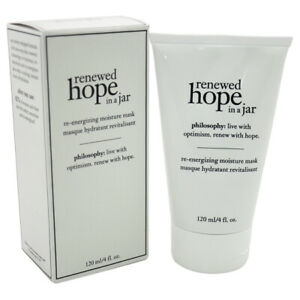 Renewed Hope in a Jar Re-Energizing Moisture Mask by Philosophy for Women - 4 oz
