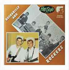 ROCKABILLY & ROCKERS - TOP COMPILATION 50s/60s ROCKABILLY & ROCK & ROLL CD