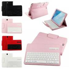 """Bluetooth Keyboard Removable Case Cover For Samsung Galaxy Tab A S2 S3 9.7"""" T550"""