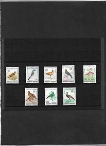 TUNISIE 1966 AERO série n°26/33 catalogue Yvert 2014 // 47€ // MNH**