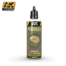 AK INTERACTIVE DIORAMA SERIES PUDDLES 60ml AK8028