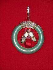 Lenox Baby Jewels Silver Plated Boy Ornament Gorgeous New!