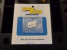 DETAIL MASTER 1/24-1/25 60's Style Tachometer DET3225-NEW