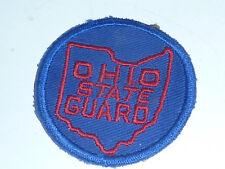 vintage PATCH Insigne ecusson OHIO State Guard USA us