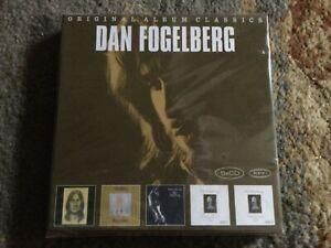 DAN FOGELBERG - ORIGINAL ALBUM CLASSICS 5CD BRAND NEW & SEALED