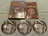 Gothic II 2 - PC Computer CD Infogrames Video Game - COMPLETE in Original Case!