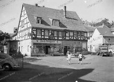 Negativ-Großalmerode-Werra-Meißner-Kreis-Hessen-Gebäude-Architektur-Verkehr-17