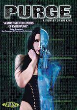 Purge (DVD) cyberpunk