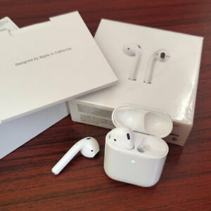 Apples Air-Pods (Second Generation) Wireless Charging Box Headset - AU Stock Hot
