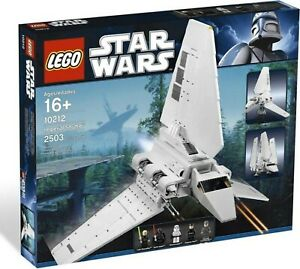 LEGO Star Wars 10212 Imperial Shuttle - UCS - NUOVO MISB