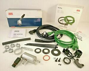Engine Heater KIT 230V DEFA 412731 for DEUTZ AGROKID 210 220 230 LAMBORGHINI R1