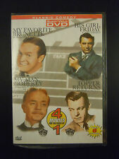 Classic Comedy Collection: 4 Movies in One (DVD, 2005)