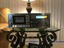 SONY TC-K8B STEREO CASSETTE DECK, JUST SERVICED, EXTRA CLEAN