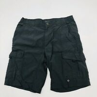 Columbia Sportswear Mens Size Small Omni Wick Shorts Evaporation 10 inch Inseam