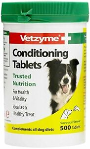 Vetzyme Conditioning Tablets 240 Tablets