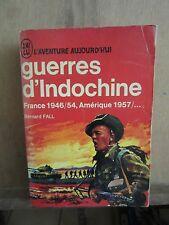 J'ai LU/Guerres d'Indochine, France 1946-54, Amérique 1957-...