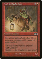 Magic MTG Tradingcard Urza's Saga 1998 Goblin Spelunkers 195/350