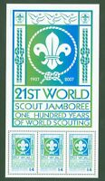 Union Island 2007 - 100 Jahre Pfadfinder - Scouts Scouting Jamboree - Nr. 410 KB