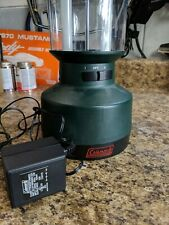 Coleman 5348-700 Battery Florescent 2 Bulbs Camping Lantern Light