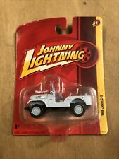 JOHNNY LIGHTNING  JL1, 1966 JEEP CJ-5 US Navy