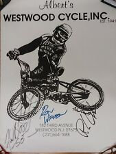 2 Hip Poster From Westwood Cycle BMX Haro