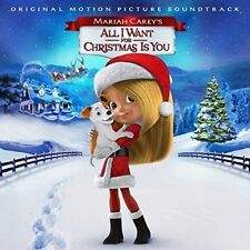 Mariah Carey's All I Want for Christmas Is You Soundtrack CD Carey