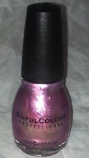 Sinful Colors Nail Polish Color * 387 BALI MIST * Very Sheer Lavender Duochrome