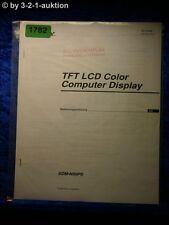 Sony manual de instrucciones SDM n50ps equipo Display (#1782)
