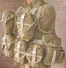 Old School SAS Arktis 1604 Long Range K174 Vest, Coyote
