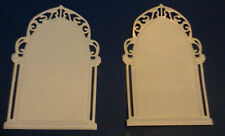 DIE CUT ARCHES FOR WEDDING/WEDDING INVITATION/CHRISTENING/CONFIRMATION TOPPERS