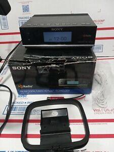 """Sony XDR-F1HD FM/AM Digital Tuner HD Radio((NO REMOTE))Antenna """"""""FREE SHIPPING"""""""""""