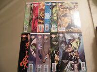 Inhuman #1-12 (Marvel 2003-2004) Full Set / Free Domestic Shipping